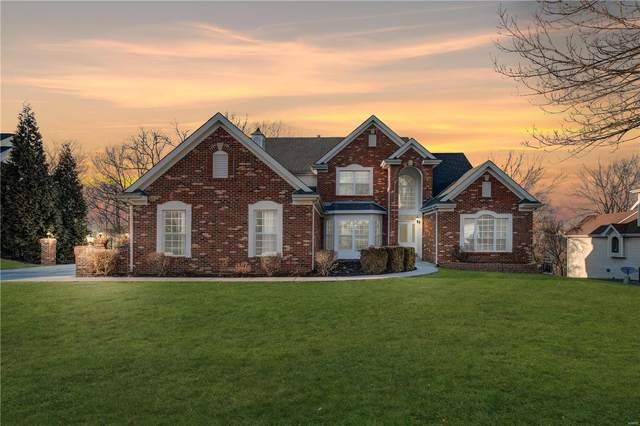1025 Polo Downs Drive, Town and Country, MO 63017 (#21006404) :: RE/MAX Vision