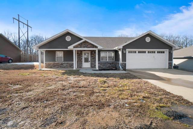 149 Perseverance Drive, Poplar Bluff, MO 63901 (#21006411) :: Parson Realty Group
