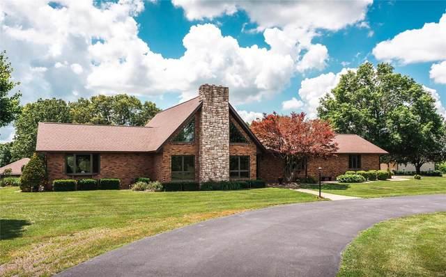 164 Brewer, Sullivan, MO 63080 (#21006437) :: Kelly Hager Group   TdD Premier Real Estate