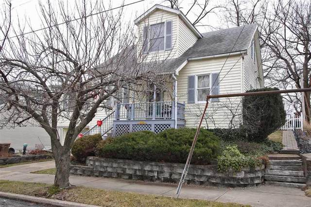 549 E 9th Street, Alton, IL 62002 (#21006560) :: Clarity Street Realty