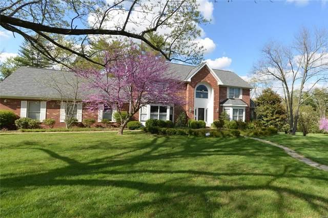 145 Hawthorne Est, St Louis, MO 63131 (#21006652) :: Kelly Hager Group | TdD Premier Real Estate