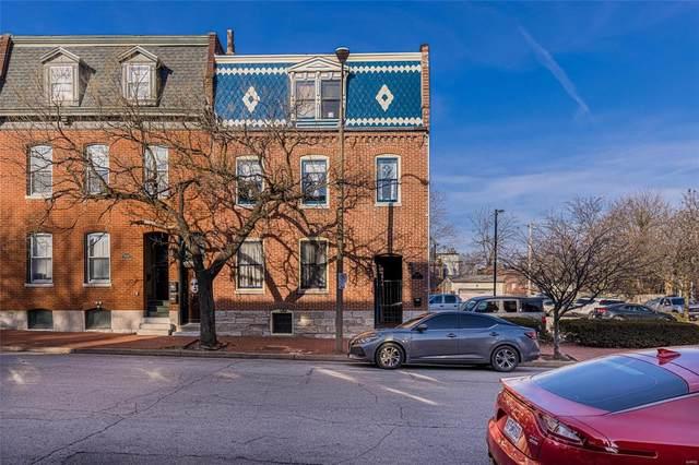 1033 Allen Avenue, St Louis, MO 63104 (#21006726) :: Jeremy Schneider Real Estate