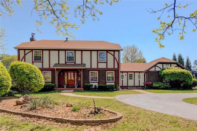 220 Runnymede Drive, St Louis, MO 63141 (#21006815) :: Clarity Street Realty
