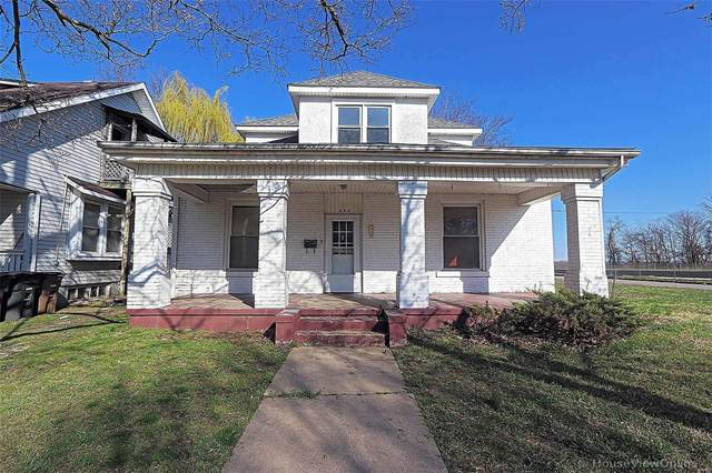 542 S Middle, Cape Girardeau, MO 63703 (#21006976) :: Clarity Street Realty