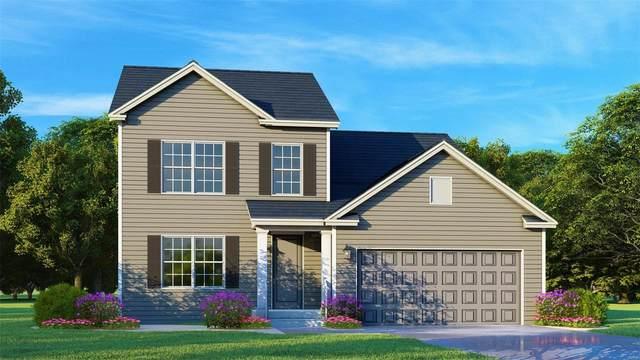 1220 Lear Lane, Mascoutah, IL 62258 (#21007249) :: Fusion Realty, LLC