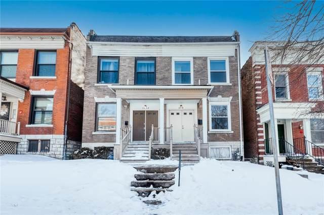 3834 Blaine Avenue, St Louis, MO 63110 (#21007417) :: Century 21 Advantage