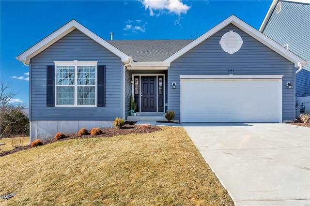 5243 Shawnee View, Eureka, MO 63025 (#21007531) :: Clarity Street Realty