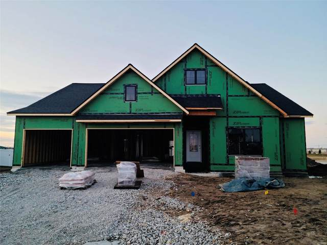 817 Green Jacket Way, O'Fallon, IL 62269 (#21007534) :: Fusion Realty, LLC
