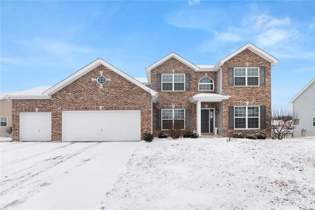 119 Forest Oaks Drive, Caseyville, IL 62232 (#21007718) :: Tarrant & Harman Real Estate and Auction Co.