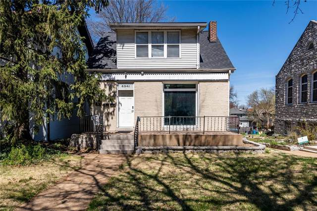 6341 Clayton Road, St Louis, MO 63117 (#21007740) :: RE/MAX Professional Realty