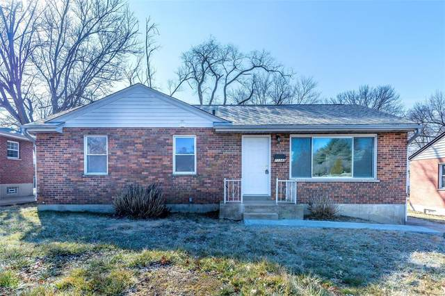 11348 Manchester, St Louis, MO 63122 (#21007827) :: RE/MAX Professional Realty