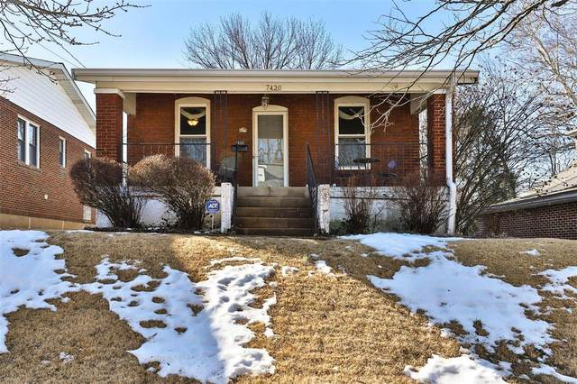7420 Gayola Place, St Louis, MO 63143 (#21007837) :: Reconnect Real Estate