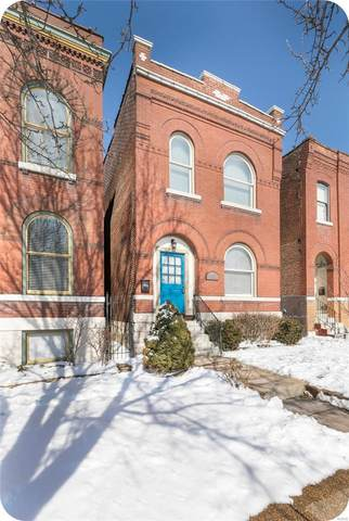 4451 Gibson Avenue, St Louis, MO 63110 (#21007866) :: Reconnect Real Estate