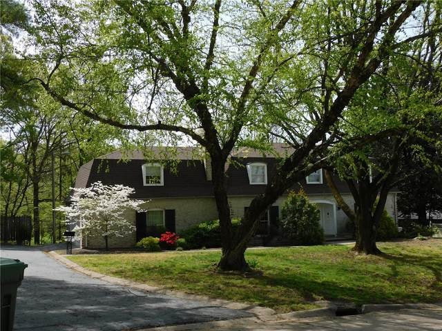 1017 Park Boulevard, CHESTER, IL 62233 (#21008136) :: Fusion Realty, LLC