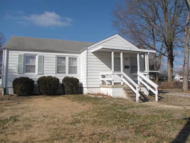 1611 E B, Belleville, IL 62221 (#21008148) :: Parson Realty Group