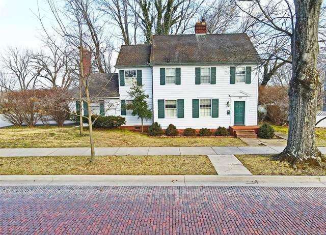 224 Mississippi Avenue, Crystal City, MO 63019 (#21008208) :: Kelly Hager Group | TdD Premier Real Estate