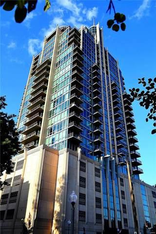 4909 Laclede Avenue #801, St Louis, MO 63108 (#21008311) :: Jeremy Schneider Real Estate