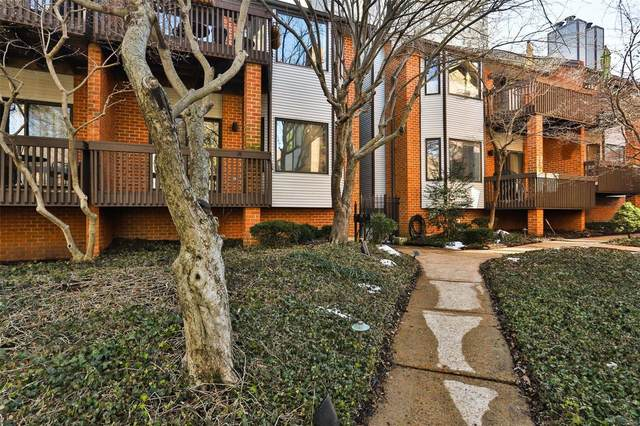 4454 Lindell Boulevard #25, St Louis, MO 63108 (#21008315) :: Terry Gannon | Re/Max Results