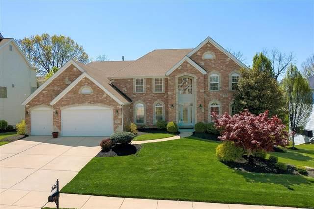1630 Bentshire Court, Ellisville, MO 63011 (#21008727) :: PalmerHouse Properties LLC