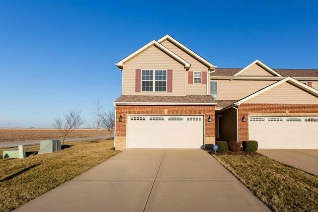 850 Topaz Court, Mascoutah, IL 62258 (#21008888) :: Matt Smith Real Estate Group