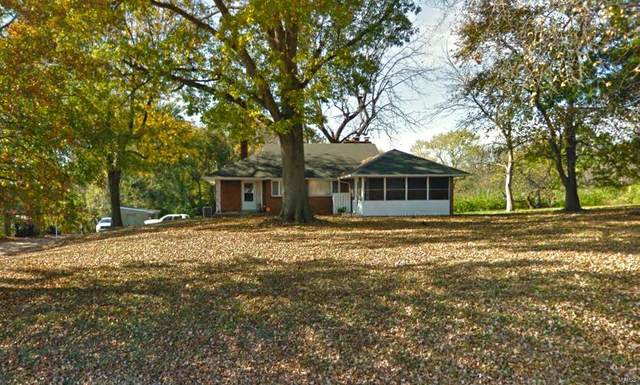 11061 Bellefontaine, St Louis, MO 63138 (#21008945) :: Clarity Street Realty