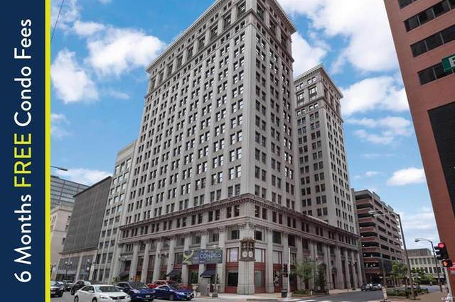 314 N Broadway #1903, St Louis, MO 63102 (#21009018) :: Tarrant & Harman Real Estate and Auction Co.