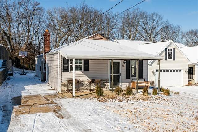 735 Edna Avenue, St Louis, MO 63122 (#21009021) :: RE/MAX Professional Realty