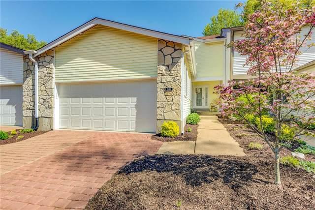 1545 Walpole Drive, Chesterfield, MO 63017 (MLS #21009316) :: Century 21 Prestige