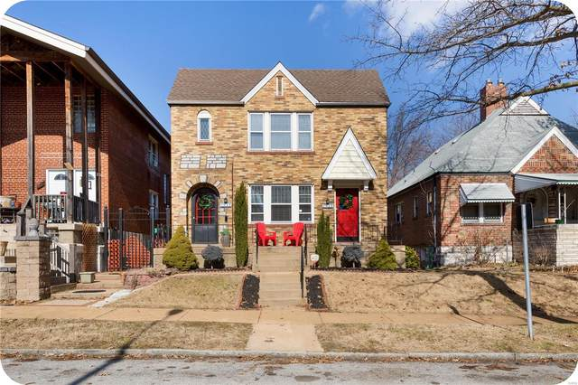 5015 Pernod Avenue, St Louis, MO 63139 (#21009424) :: Matt Smith Real Estate Group