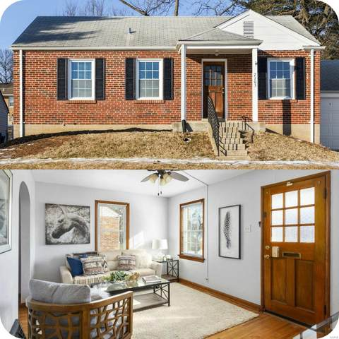 7105 Rhodes Avenue, St Louis, MO 63123 (#21009686) :: Reconnect Real Estate