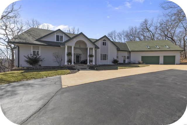 4743 Fox Mountain Road, Wildwood, MO 63069 (#21009692) :: Clarity Street Realty