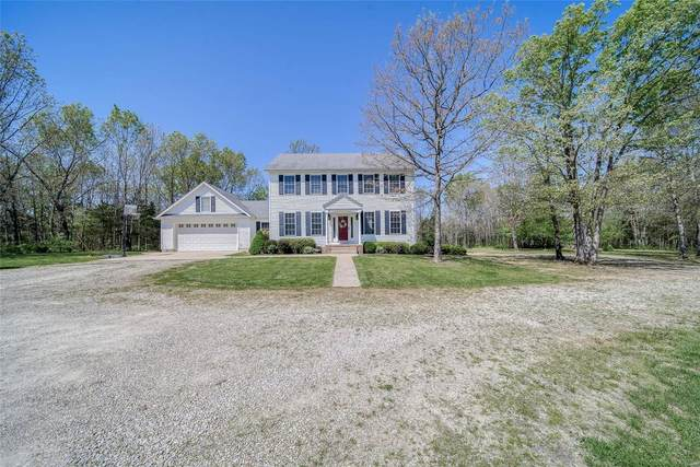 13300 State Route W, Rolla, MO 65401 (#21009827) :: Matt Smith Real Estate Group