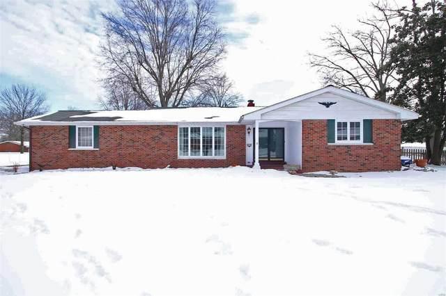 5115 Jerome Drive, Godfrey, IL 62035 (#21010009) :: Tarrant & Harman Real Estate and Auction Co.