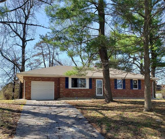 145 Freedom Drive, Belleville, IL 62226 (#21010166) :: Clarity Street Realty