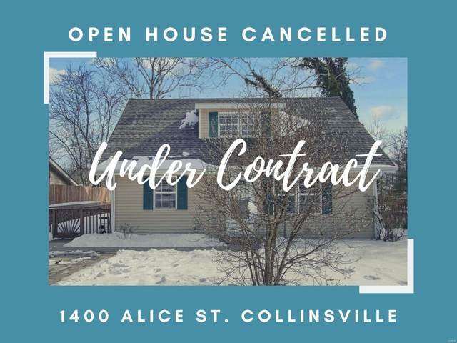 1400 Alice Street, Collinsville, IL 62234 (#21010537) :: Tarrant & Harman Real Estate and Auction Co.