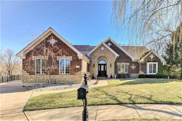 2742 Wynncrest Manor, Wildwood, MO 63005 (#21010760) :: Clarity Street Realty