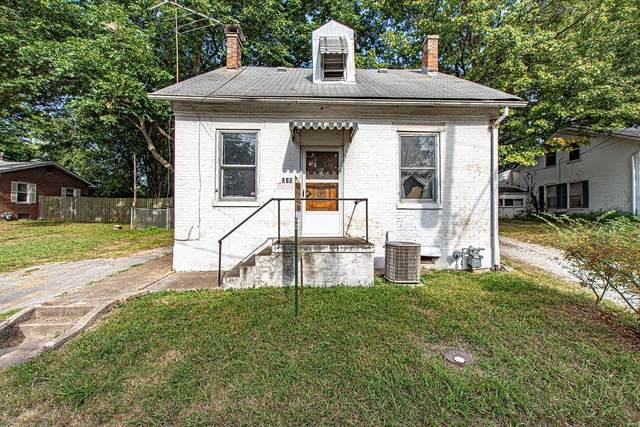 629 Stromberg Avenue, Belleville, IL 62220 (#21010827) :: Tarrant & Harman Real Estate and Auction Co.