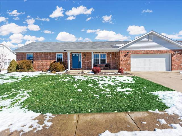 130 Westview, Waterloo, IL 62298 (#21010863) :: Fusion Realty, LLC