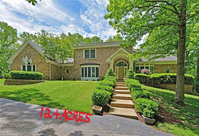 1248 Kiefer Creek Road, St Louis, MO 63021 (#21010963) :: Reconnect Real Estate
