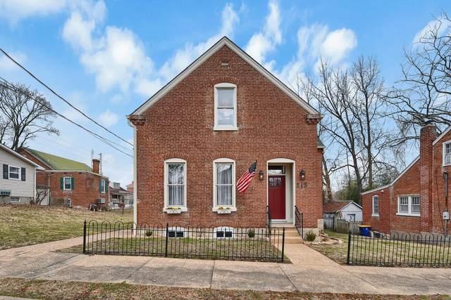 515 Fremont Street, Washington, MO 63090 (#21010973) :: Jeremy Schneider Real Estate