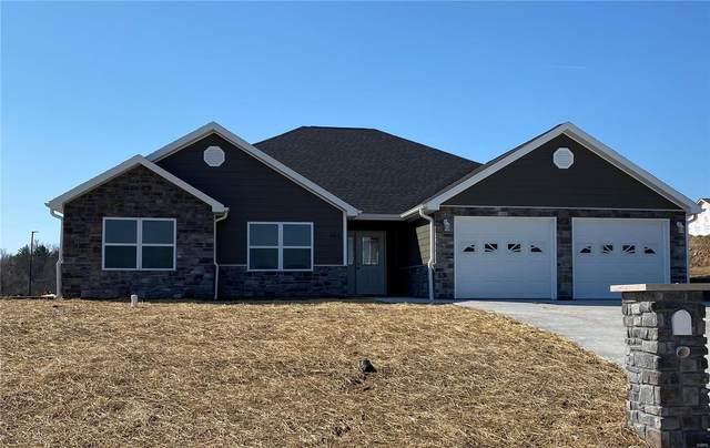 401 Cortland Drive, Hannibal, MO 63401 (#21011162) :: Clarity Street Realty