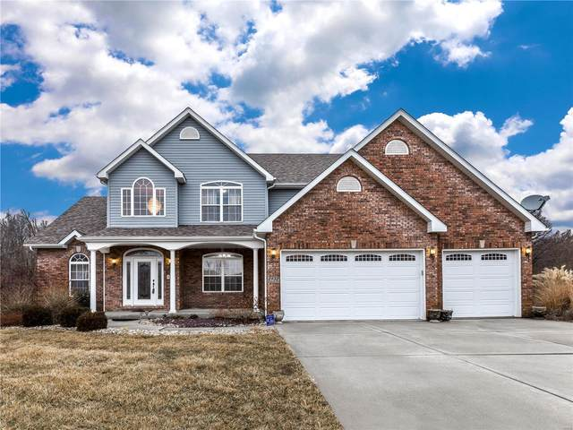 2932 Cambridge Point, Maryville, IL 62062 (#21011222) :: Hartmann Realtors Inc.