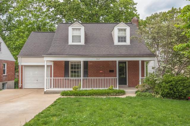 1341 Andrew Drive, St Louis, MO 63122 (#21011280) :: Parson Realty Group