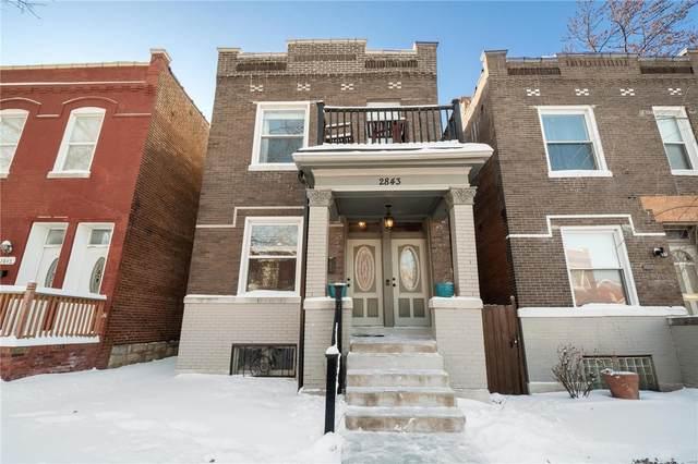 2843 Pennsylvania Avenue, St Louis, MO 63118 (#21011375) :: Jeremy Schneider Real Estate