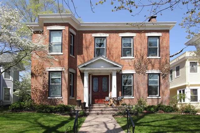 406 Prospect Street, Alton, IL 62002 (#21011540) :: Clarity Street Realty