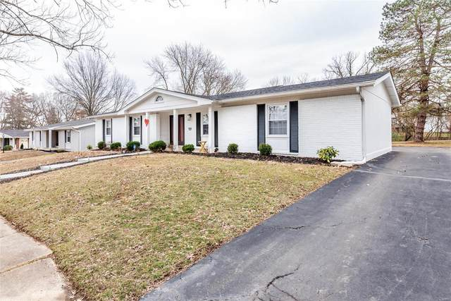 810 Bitterfield Drive, Ballwin, MO 63011 (#21011577) :: Jeremy Schneider Real Estate