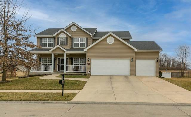 2528 Westinghouse Drive, Shiloh, IL 62221 (#21011673) :: Terry Gannon | Re/Max Results