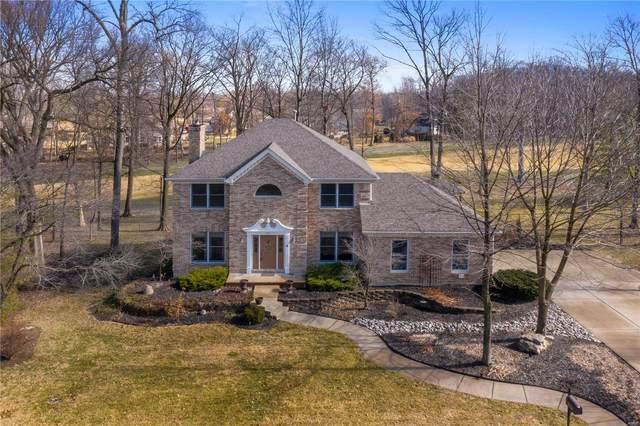 1631 Golf Course Drive, Belleville, IL 62220 (#21011701) :: Tarrant & Harman Real Estate and Auction Co.