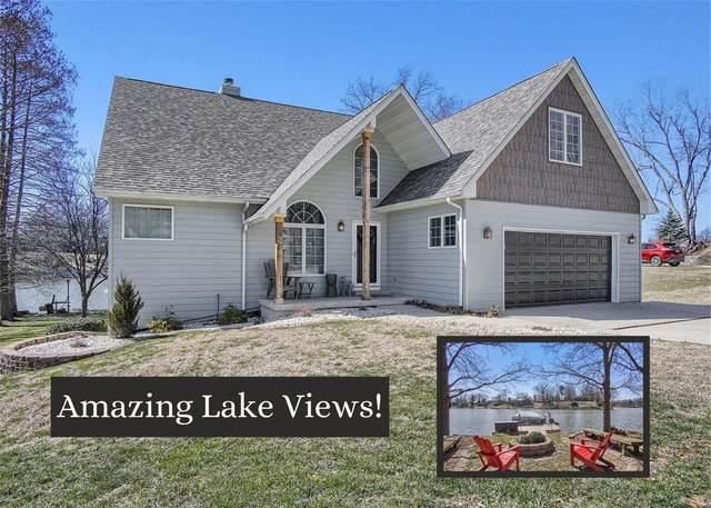 573 E Lake Drive, Edwardsville, IL 62025 (#21011788) :: Hartmann Realtors Inc.