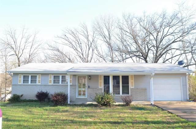 1011 Clark Drive, Fenton, MO 63026 (#21011800) :: Clarity Street Realty